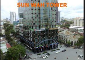 Dự án Sun Wah Tower
