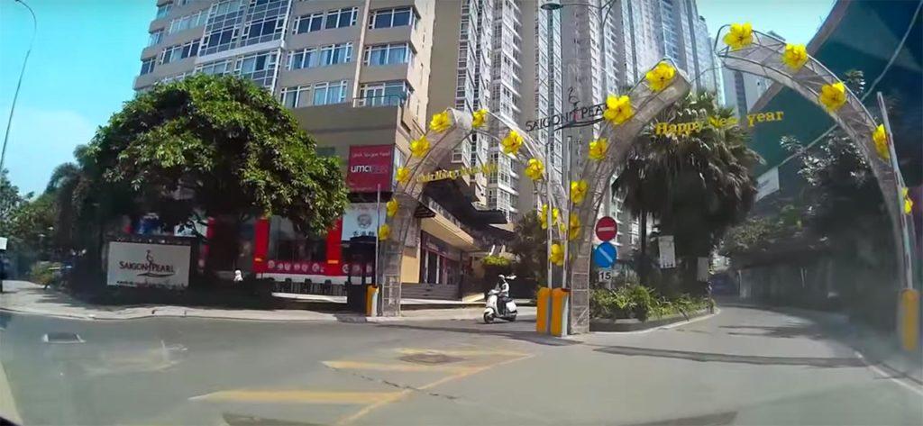Dự án căn hộ chung cư Saigon Pearl