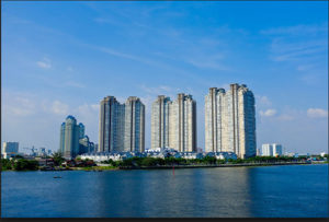Dự án Saigon Pearl Nguyễn Hữu Cảnh