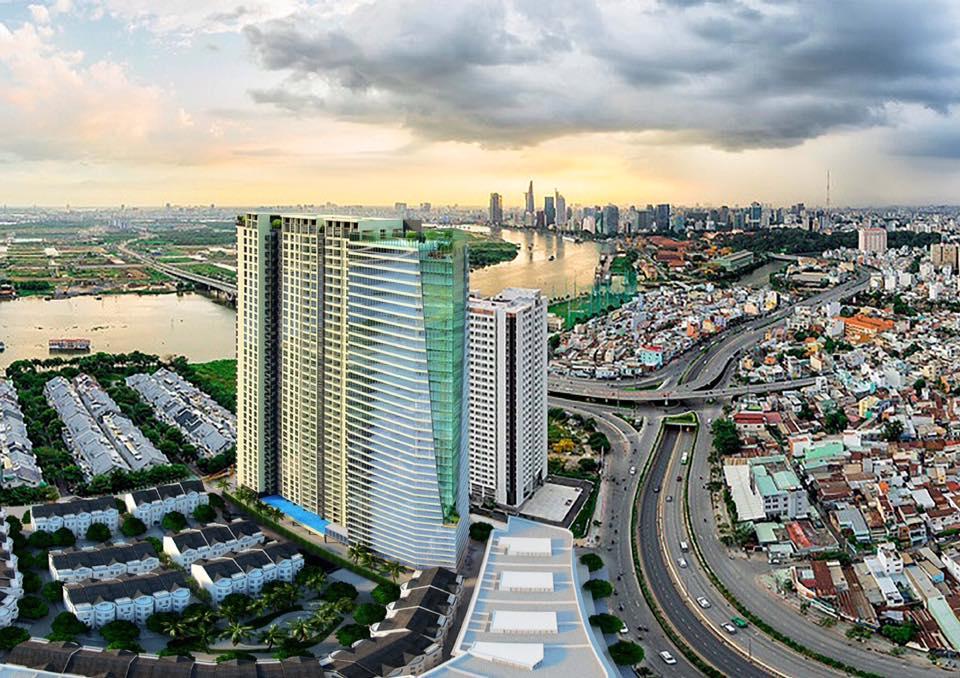 Saigon Pearl giai đoạn 3 mở bán