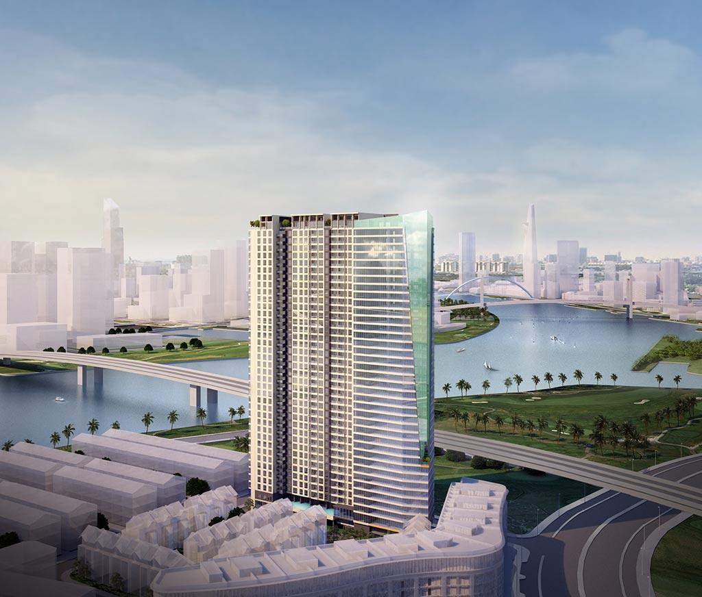 Saigon Pearl mở bán chính thức toà OPAL tower