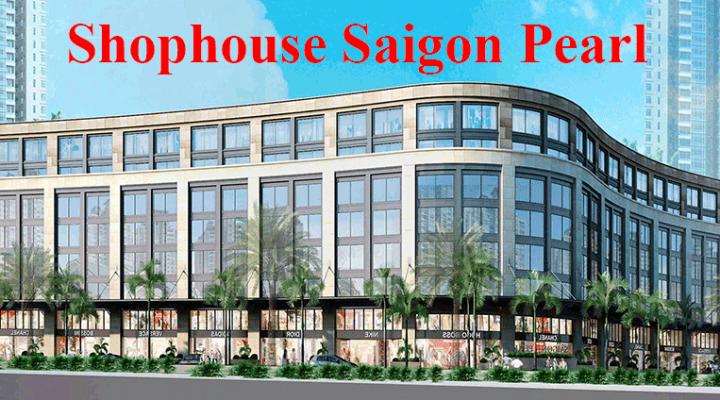 Shophouse Saigon Pearl