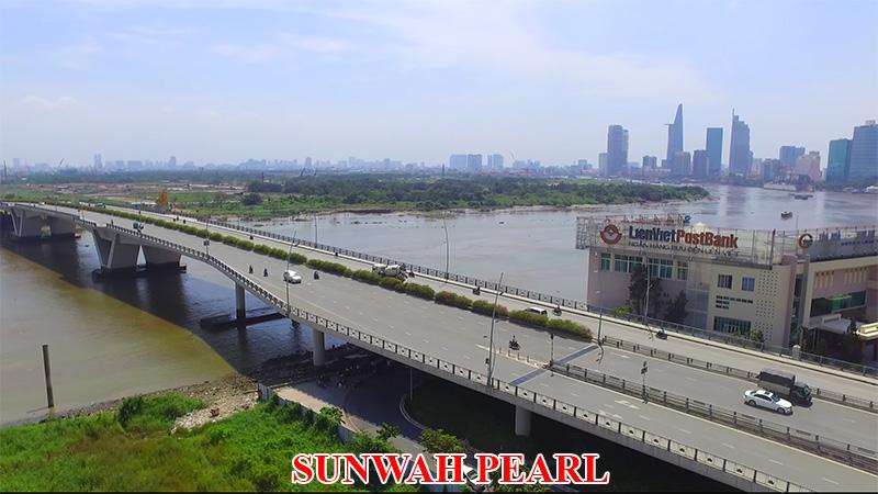 Dự án căn hộ chung cư Sunwah Pearl Bình Thạnh