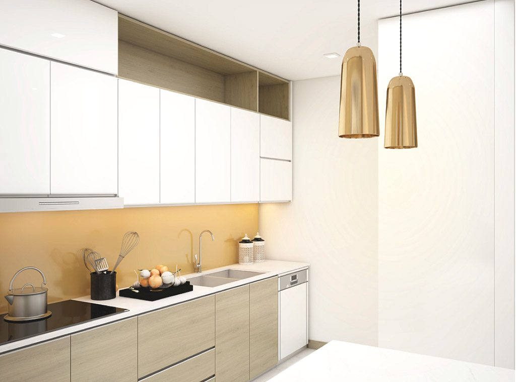 Phòng bếp Sunwah Pearl