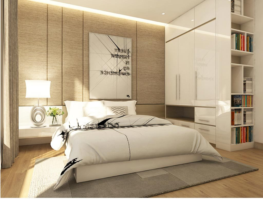 Phòng ngủ Sunwah Pearl