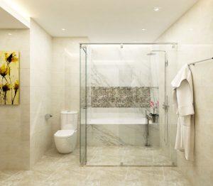 Phòng tắm Sunwah Pearl