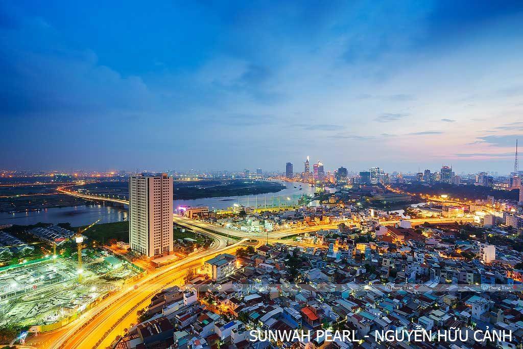 Sunwah Pearl Nguyễn Hữu Cảnh Hồ Chí Minh