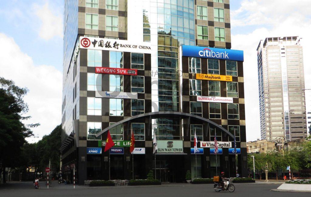 Sunwah Tower Nguyễn Huệ Hồ Chí Minh