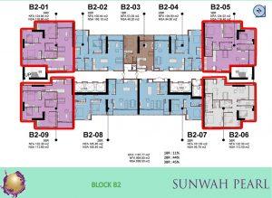 Bán căn hộ Sunwah Pearl 3 phòng ngủ giá gốc chủ đầu tư