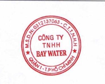 Công ty TNHH Bay Water