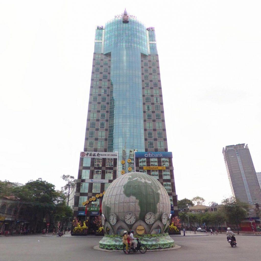 Địa chỉ toà nhà Sunwah Vietnam