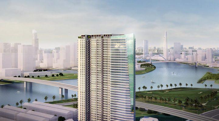 Mặt bằng căn hộ Saigon Pearl Opal