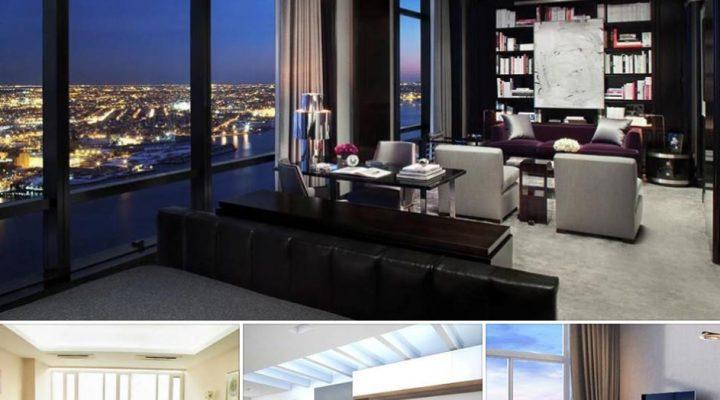 Giá cho thuê căn hộ Sunwah Pearl