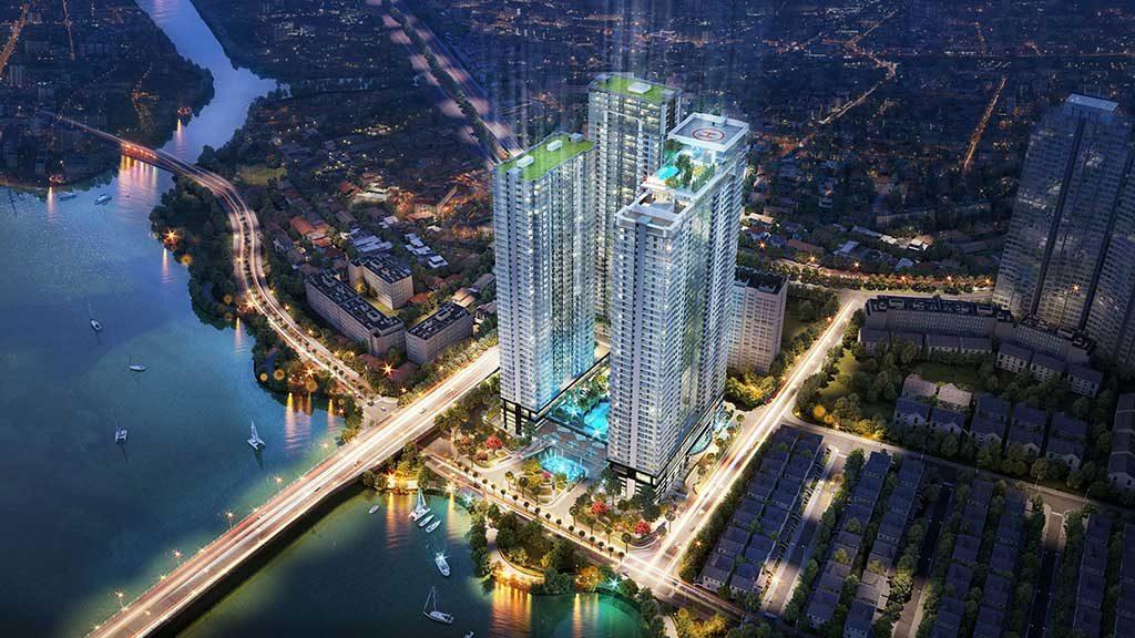 Bán căn hộ chung cư Sun Wah Pearl Sài Gòn giá rẻ