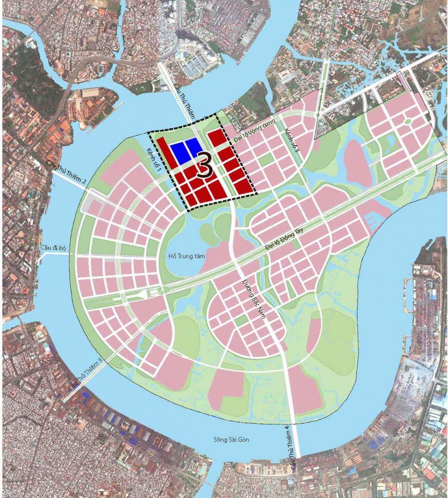 Căn hộ Thủ Thiêm River Park nằm ở đâu?