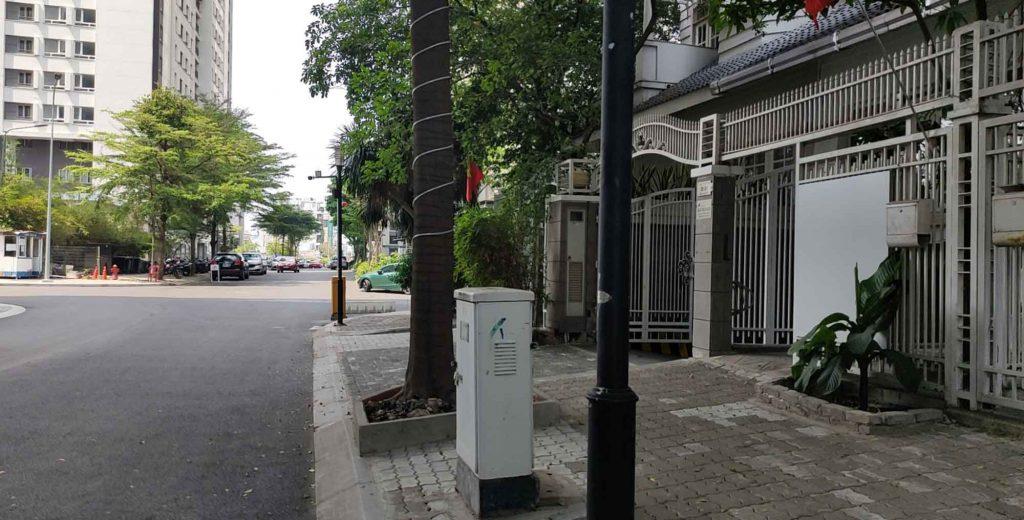 Cho thuê biệt thự Saigon Pearl thích hợp làm văn phòng công ty hay kinh doanh nhà hàng cafe
